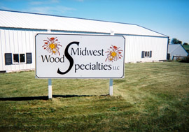 Midwest Wood Specialties Production Building
